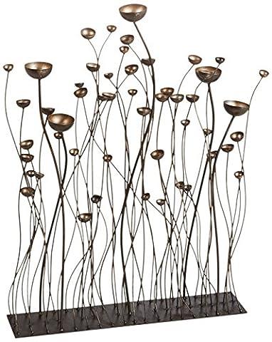 Design Toscano Prairie Grasses Metal Sculpture