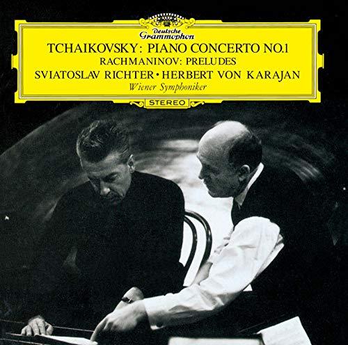 TCHAIKOVSKY: PIANO CONCERTO NO.1, ETC. (Japanese Reissue)
