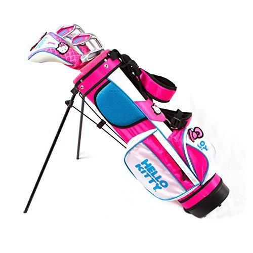 hello-kitty-sports-girls-junior-golf-set-3-5-years-graphite-pink-by-hello-kitty-sports