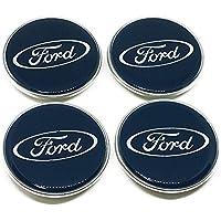Ford 1429118 Felgenkappe//Felgenabdeckung Blau 54,5/mm legiert