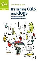 It's Raining Cats and Dogs (Librio Memo)