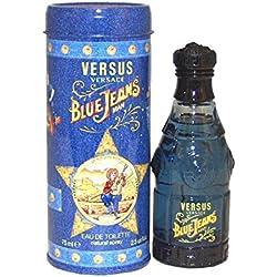 Versace Blue Jeans Eau de Toilette 75 ml