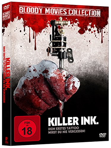 Killer Ink (Bloody Movies Collection)