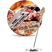 Grillstempel Grill Stempel BBQ Branding Brandeisen Brand Eisen BBQ-Branding 48 cm