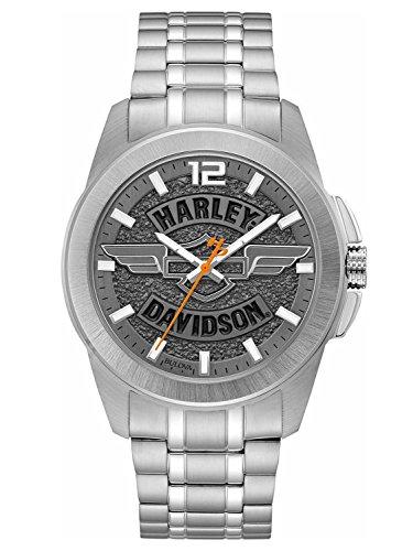 Harley-Davidson Mens Wrist Watch Harley Davidson 76A157