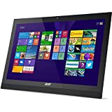 Acer Aspire Z1-621 (21.5 inch Touchscreen) All-in-One PC Pentium (N3530) 2.16GHz 4GB 1TB WLAN BT Webcam Windows 8.1 64-bit (HD Graphics)