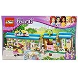 Girls fun! LEGO Friends Heart Lake Ventura Tsu port Animal Hospital 3188 LEGO parallel import goods (japan import)