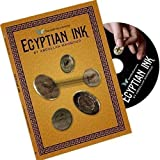 Egyptian Ink (DVD and Gimmick) by Abdullah Mahmoud and SansMinds...