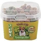 Classic Dog Snack Trainings-Mix 140g-Becher, Leckerli, Kauknochen