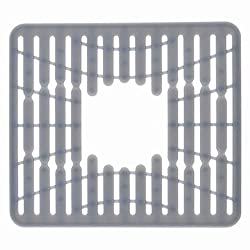 OXO GOOD GRIPS ALL-SILICONE SINK MAT, SMALL