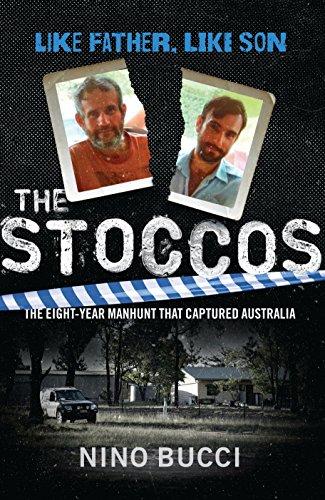 The Stoccos: Like Father, Like Son (English Edition) por Nino Bucci
