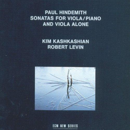 Hindemith Sonat.Viola/Piano,Viola Solo [Vinyl LP]