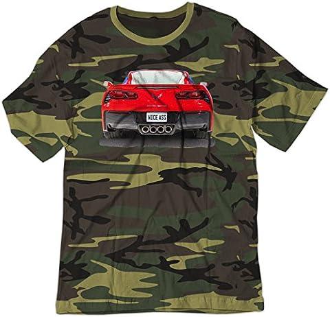 BSW Herren T-Shirt Gr. XX-Large, Camouflage