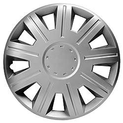Versaco Wheel Trims - 'Victory' Silver 14
