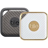Tile Pro Combo Pack Sport/Style Bluetooth Trackers - 2 Pack