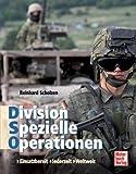 Division Spezielle Operationen: Einsatzbereit . Jederzeit . Weltweit