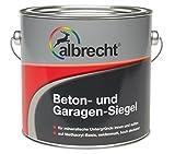 Albrecht Beton und Garagen-Siegel RAL 7030 2,5 L, grau, 3400707420703002500