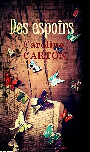 Couverture du livre Des espoirs