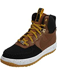 new style 77659 ab05c Nike Kids Lunar Force 1 Duckboot Basketball Shoes (5)