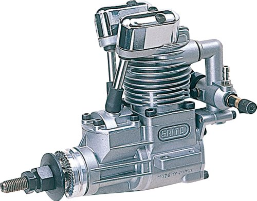 FA-40A 4 Stroke Engine (japan import) - Saito Motor
