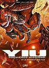 Yiu, premières missions, Tome 4 - Et le serment des fils : L'impératrice des Larmes, tome 2