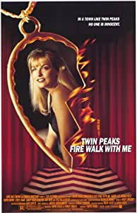 Twin Peaks: Fire Walk With Me 11x17 Inch (28 x 44 cm) Movie Poster