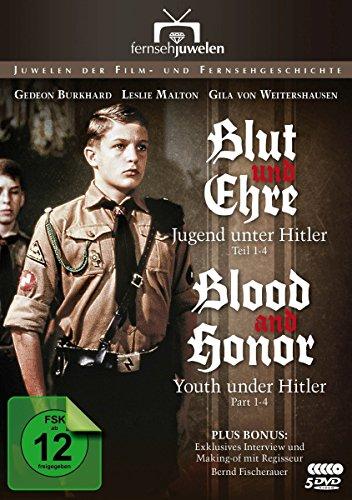 Jugend unter Hitler (inkl. Blood and Honor - Youth under Hitler) + Bonus (5 DVDs)