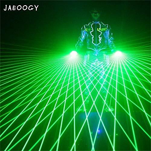 guanti laser XIBAO Guanti Rave