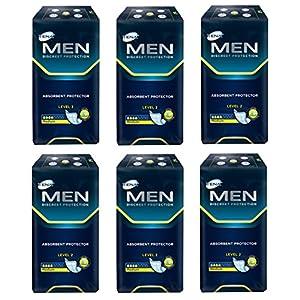 TENA FOR MEN LEVEL 2 (20 – 120 STÜCK) MENGENRABATT 1 oder 6 Packungen