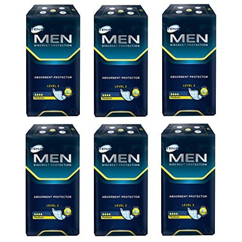 TENA TENA MEN Level 2 Einlagen - 6X20 St 10004909