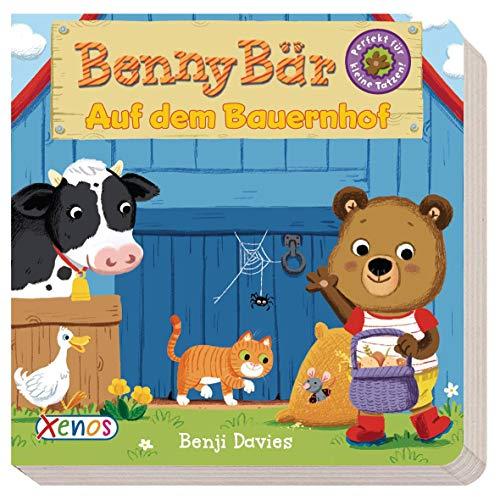 Benny Bär auf dem Bauernhof: Perfekt für
