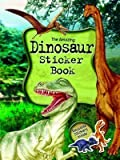 Enlarge toy image: Dinosaur Sticker Book -  preschool activity for young kids