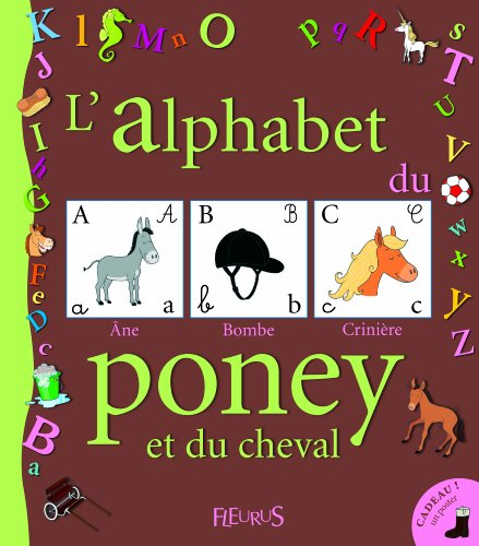 L'alphabet du poney et du cheval