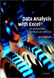 Data Analysis with Excel®: An Introduction for Physical Scientists