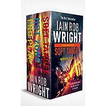 Sarah Stone Trilogy (MCU books 1-3) (Major Crimes Unit Book 0)