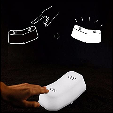Lampe de bureau ON-OFF, umitrend Lampe de table portable rechargeable