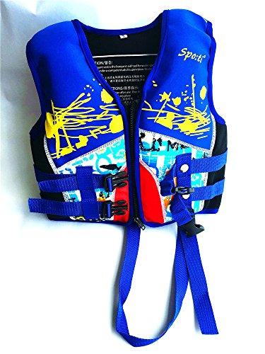 Titop babyoutdoor Outdoor Swim Weste Schwimmen Schutz für Kind unter 20lbs Infant Blau Farbe Klein