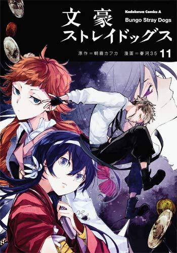 Bungô stray dogs Edition simple Tome 11
