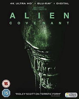 Alien Covenant (Includes Digital HD UV) [Blu-ray] [2017]