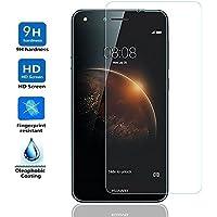 Electrónica Rey Protector de Pantalla para Huawei Y6 II Compact Cristal Vidrio Templado Premium