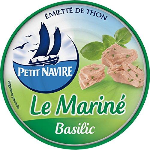 Le mariné basilic, émiétté de thon - ( Prix Unitaire ) - Envoi Rapide Et Soignée