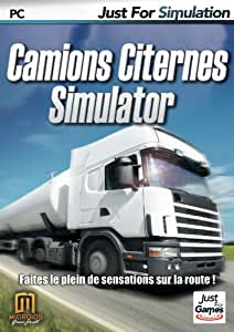 camions citernes simulator jeux vid o. Black Bedroom Furniture Sets. Home Design Ideas