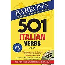 501 Italian Verbs (501 Verb)