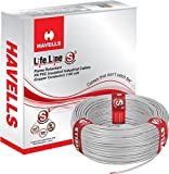 Havells Lifeline Cable 6 sq mm wire (Gre...