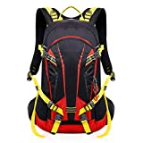 MzddZ Vélo sac à dos 20L respirant alpinisme randonnée sac à dos voyage sac à...