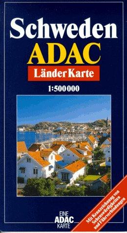ADAC Karte, Schweden: Alle Infos bei Amazon