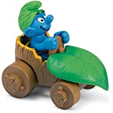 Schleich Smurf in Car