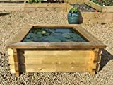 Raised Ponds With Liner - 4ft x 4ft (21in)