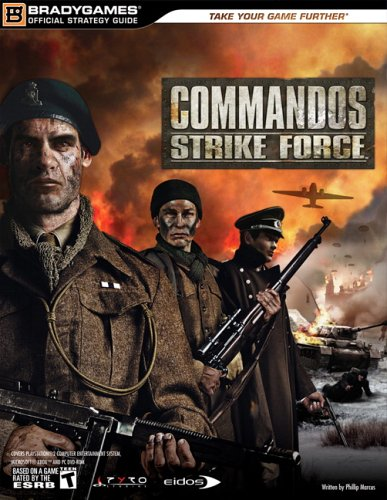 osg-commands-strike-forc-official-strategy-guides-bradygames