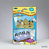 Passover Sticker Scene With Reusable Stickers -Pack Of 6